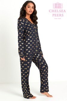 Chelsea Peers Foil Long PJ Set
