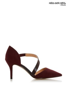 Head Over Heels Asymmetric Point Courts