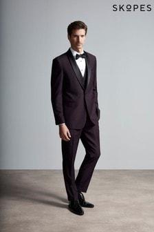 Skopes Bruno Flat Front Tuxedo Trouser