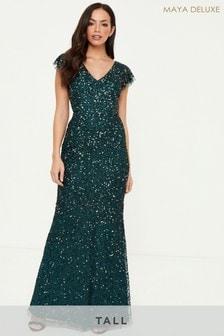 Maya Tall Maxi Dress