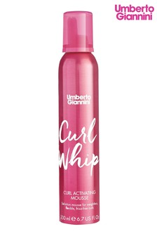Umberto Giannini Curl Whip Curl Activating Mousse 200ml