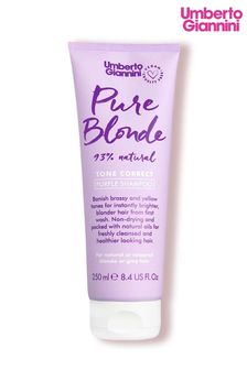 Umberto Giannini Flowerology Violet + Chamomile Flower Blonde Shampoo 250ml