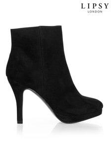 Lipsy Platform Ankle Boot