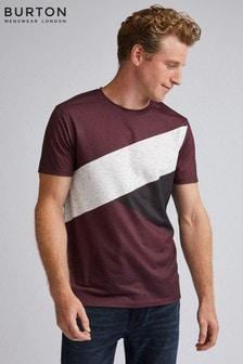 Burton Spliced Panel T-Shirt