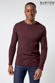 Burton Long Sleeve Ribbed T-shirt