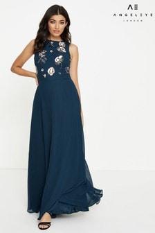 Angeleye Embellished Maxi Dress