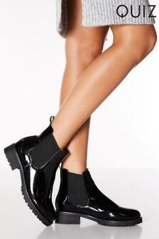 Quiz Patent Chukny Chelsea Boot