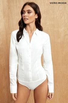 Vero Moda Shirt Bodysuit