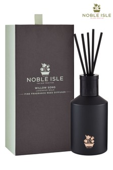 Noble Isle Willow Song Scented Reed Diffuser - Lavenham Walk - Soft, Romantic Fragrance