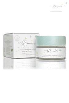 Little Butterfly London Wrapped in Love Calming Anti Pollution Baby Face Cream 50ml