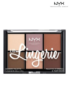 NYX Professional Make Up Lid Lingerie Shadow Palette
