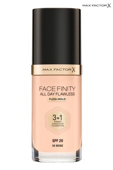 Max Factor Facefinity 3-In-1 All Day Flawless Foundation