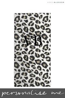 Personalised Beach Towel By Koko Blossom