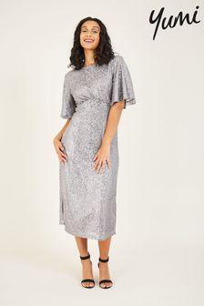 Yumi Sequin 'Clara' Midi Dress