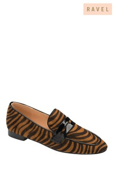 Ravel Printed Loafers