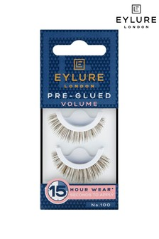 Eylure Pre-glued Volume No. 100 False Lashes
