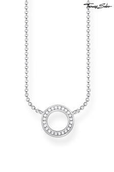 Thomas Sabo Sparkling Circle Necklace