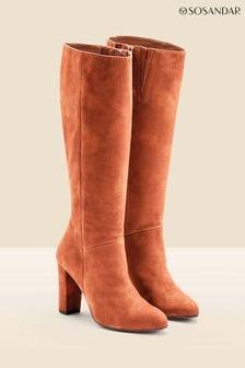 Sosandar Knee High Boot