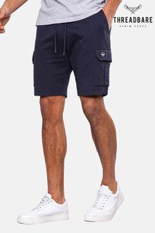 Threadbare Hunter Sweat Cargo Shorts
