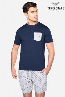 Threadbare Louie Cotton Pyjama Set