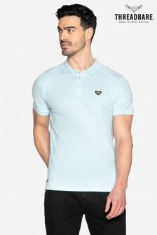Threadbare Henry Cotton Short Sleeve Polo Shirt