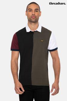 Threadbare Carter Cotton Rugby Shirt