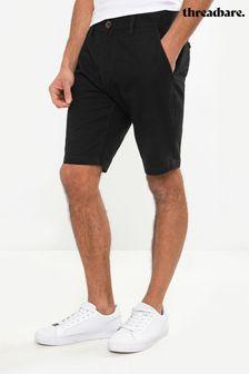 Threadbare Southsea Cotton Chino Shorts