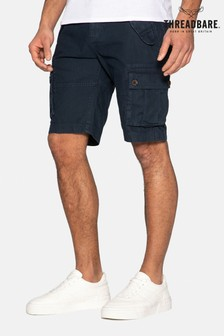 Threadbare Core Cotton Cargo Shorts