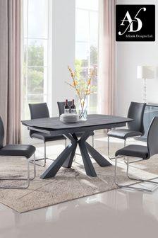 Alfrank Bari Extending Dining Table
