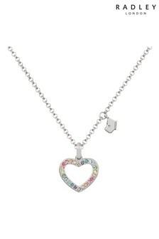 Radley Sterling Silver Heart Pendant