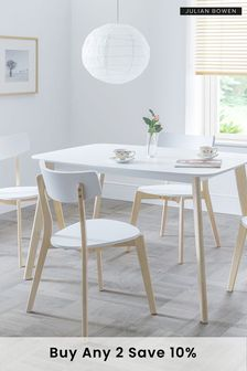 Julian Bowen Casa Rectangular Dining Table