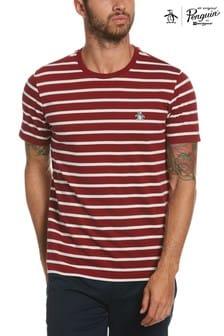 Original Penguin S/S Breton T-Shirt