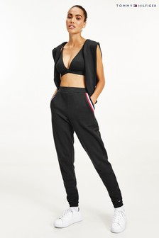 Tommy Hilfiger Womens Black Seacell Track Pants