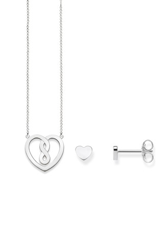 Buy Thomas Sabo Necklace And Earring Set In Gift Box From Next Australia